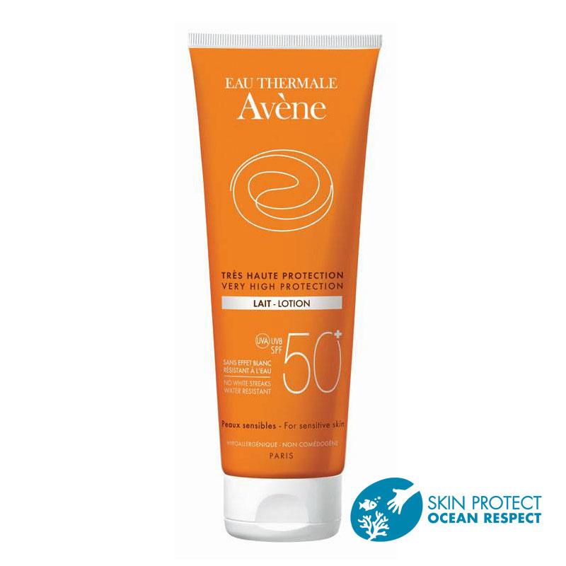Eau Thermale Avène Avene Melk SPF50+ - 250ml