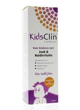 KidsClin KidsClin CoolMousse Jeuk & Huidirritatie - 100ml