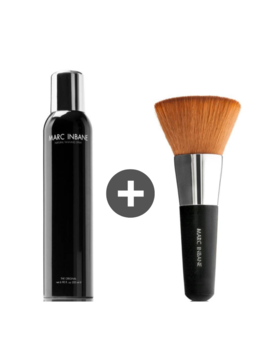 Marc Inbane Marc Inbane Combi Natural Tanning Spray + Kabuki Brush
