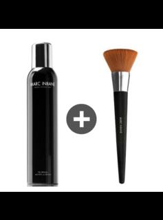 Marc Inbane Marc Inbane Combi Natural Tanning Spray + Powder Brush