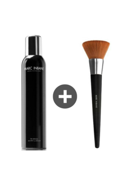 Marc Inbane Marc Inbane Combi Natural Tanning Spray + Powder Brush
