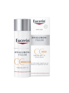 Eucerin Eucerin Hyaluron-Filler CC Cream Light  - 50ml