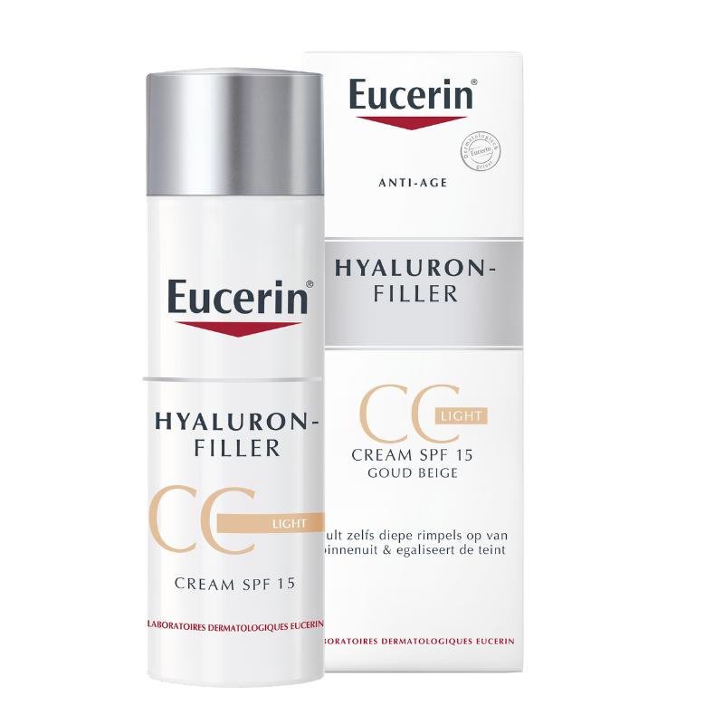 Eucerin Eucerin Hyaluron-Filler CC Cream Light  - 50ml