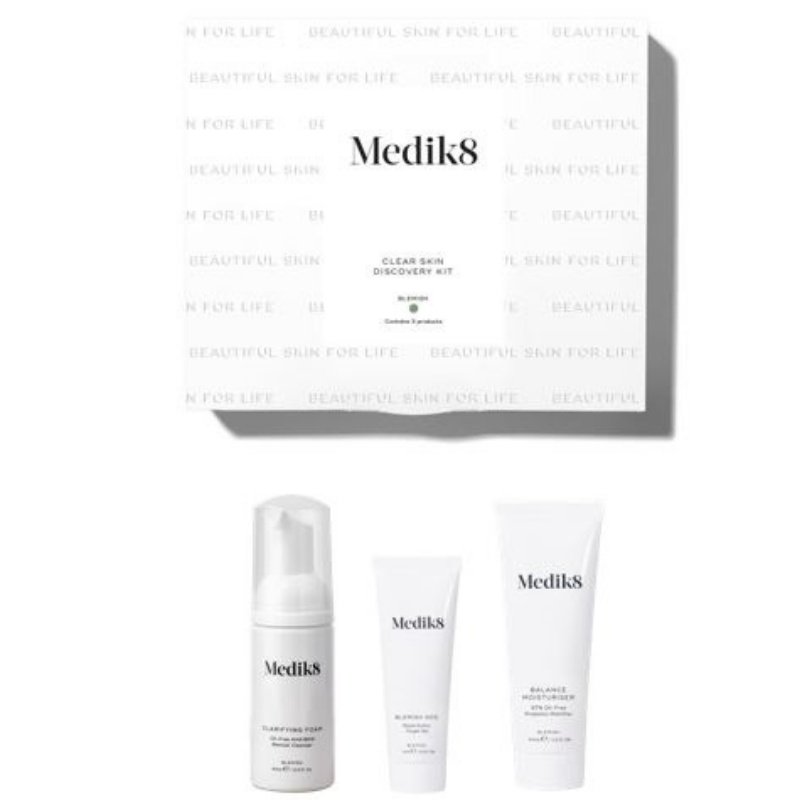 Image of Medik8 Clear Skin Discovery Kit