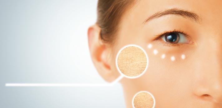 Belangrijke ingrediënten in huid -en verzorgingsproducten