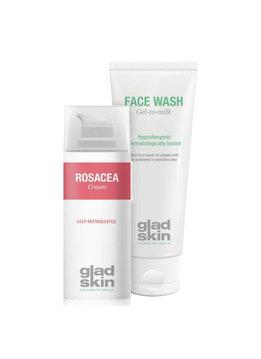 Gladskin Gladskin ROSACEA Crème Cleansing Set Large