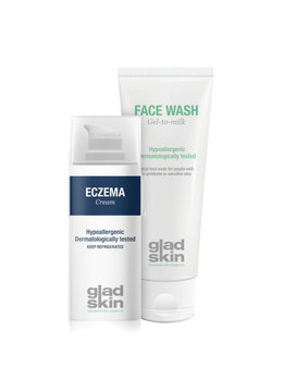 Gladskin Gladskin ECZEMA Crème Cleansing Set Large