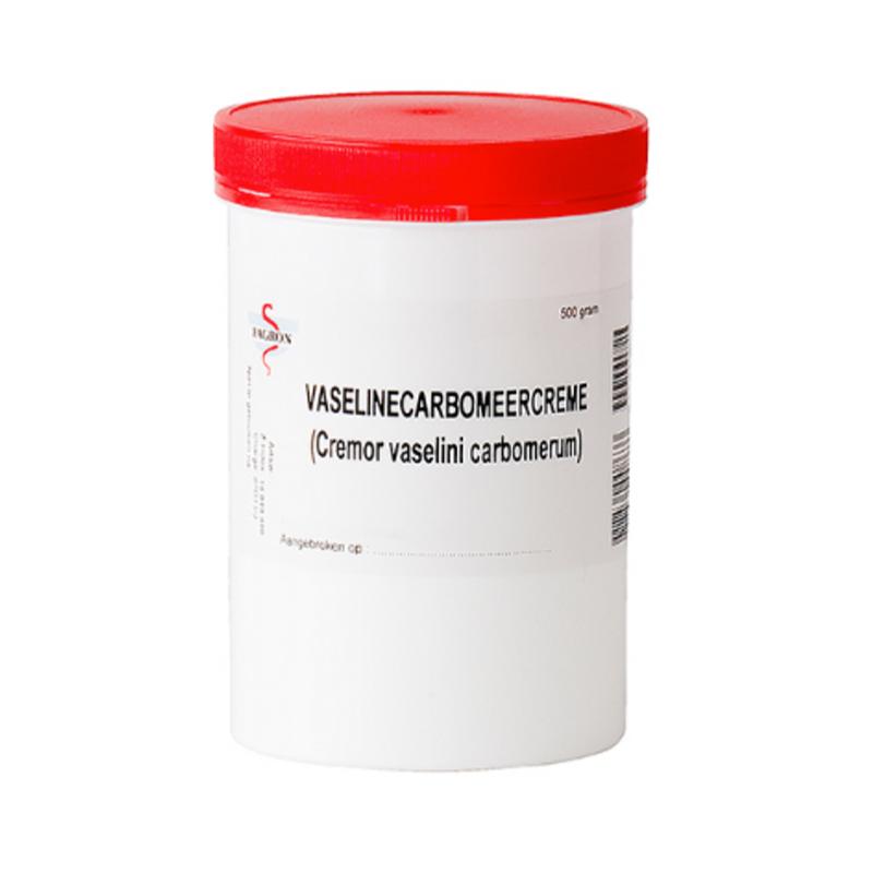 Image of Fagron Vaseline - carbomeercrème - 500g
