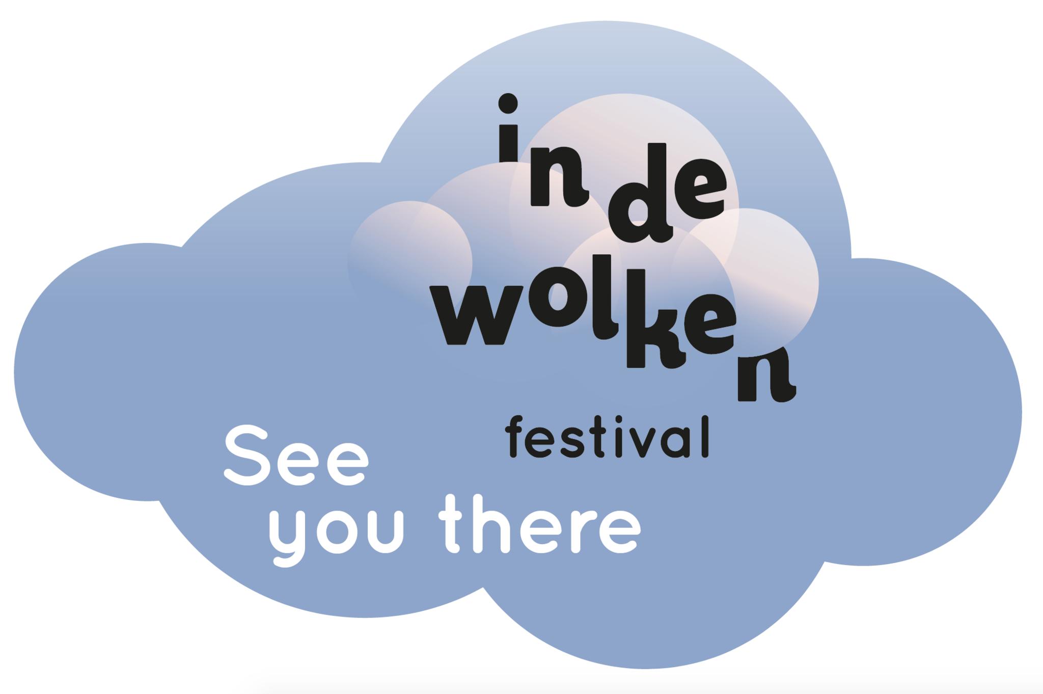 In de wolken festival logo