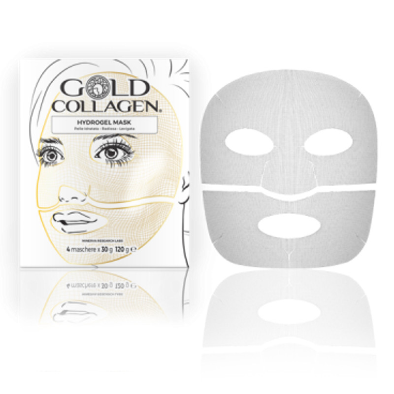 Gold Collagen Gold Collagen® Hydrogel Mask - 4st