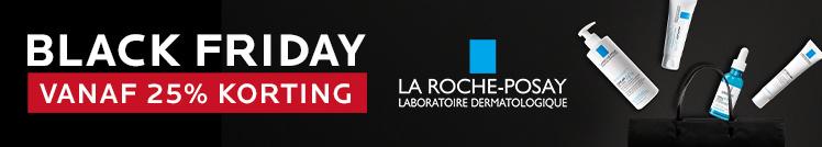 Black Friday La Roche-Posay banner