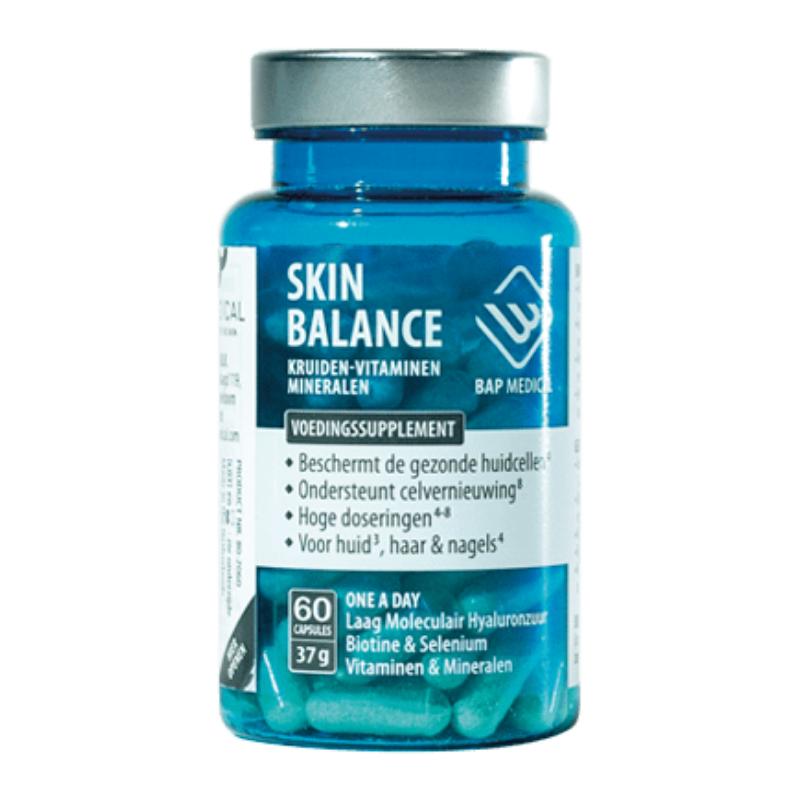 Skin Supplements BAP Medical Skin Balance - 60 capsules
