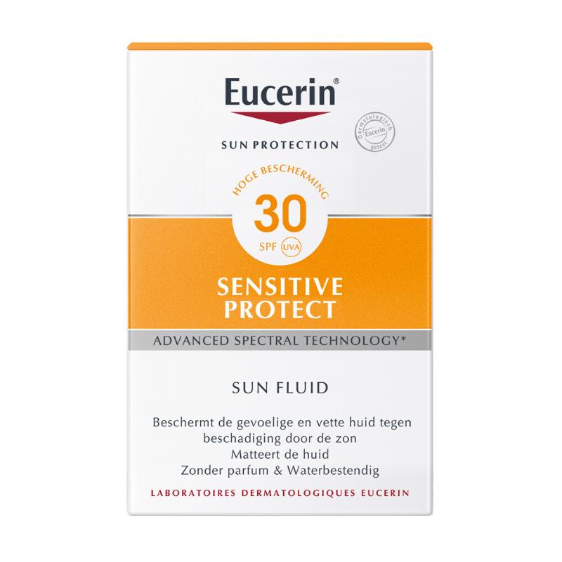 Eucerin Eucerin Sun Sensitive Protect Fluid SPF30 - 50ml
