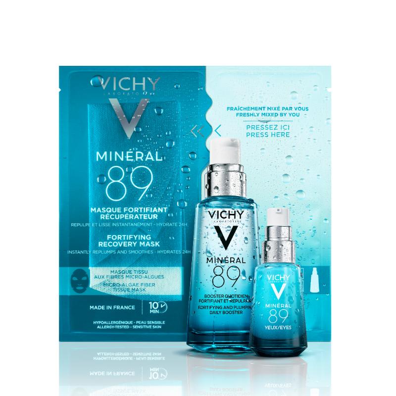 Vichy Vichy Minéral 89 Versterkend Herstellend Masker
