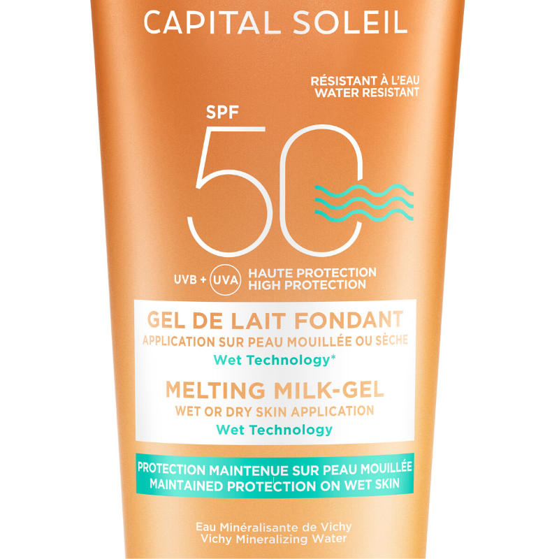 Vichy Vichy CAPITAL SOLEIL Ultra Smeltende Melk-Gel SPF50 - 200ml