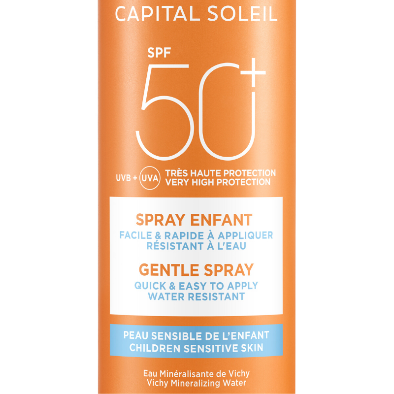 Vichy Vichy CAPITAL SOLEIL Spray Kind SPF 50+ - 200ml