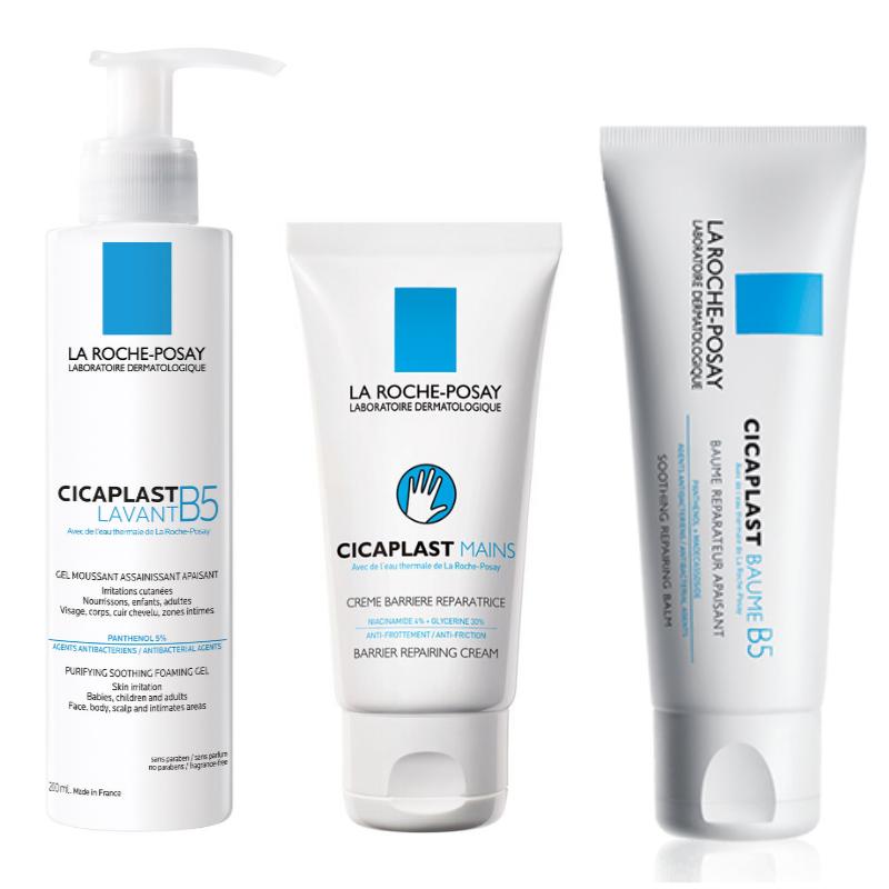 Image of La Roche-Posay Cicaplast Bundelpakket