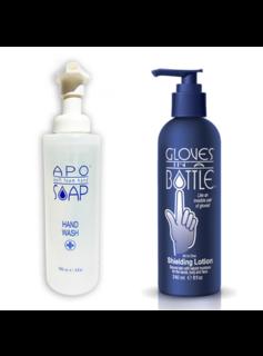 Gloves in a Bottle Apo Foam Handzeep + Gloves in A Bottle - 2x240ml