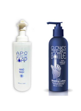 Gloves in a Bottle Apo Foam Handzeep + Gloves in A Bottle - 2x240ml