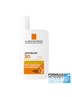 La Roche-Posay La Roche-Posay Anthelios Onzichtbare Fluide SPF30 - 50ml