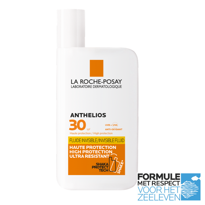 Image of La Roche-Posay Anthelios Onzichtbare Fluide SPF30 - 50ml
