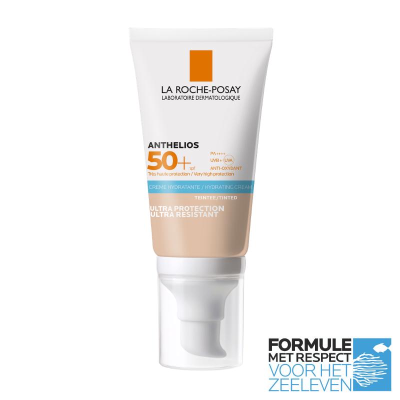 Image of La Roche-Posay Anthelios Ultra SPF50+ Crème BB Teintée - 50ml