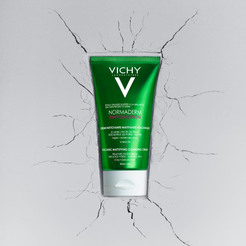 Vichy Vichy Normaderm Phytosolution Matterende Reiniger - 125ml