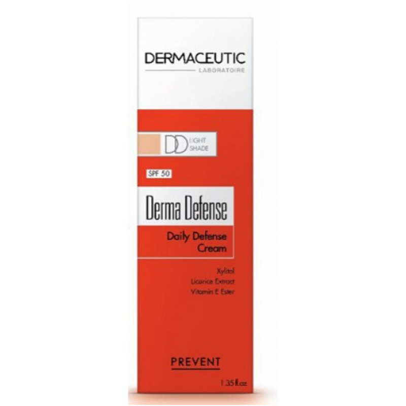 Dermaceutic Dermaceutic Derma Defense Light Tint - 40ml