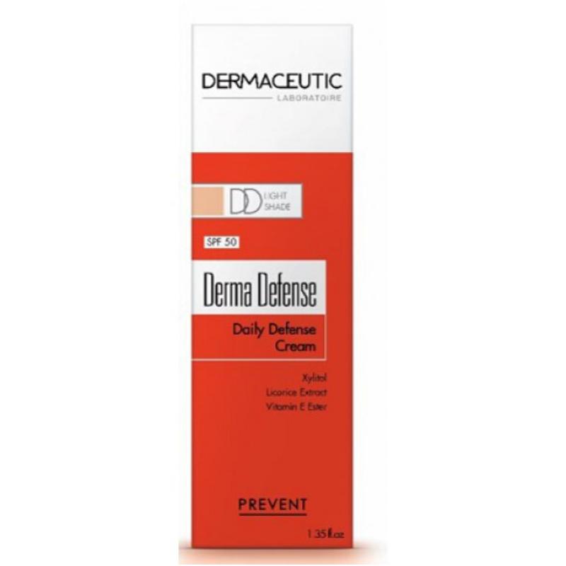 Image of Dermaceutic Derma Defense Light Tint - 40ml