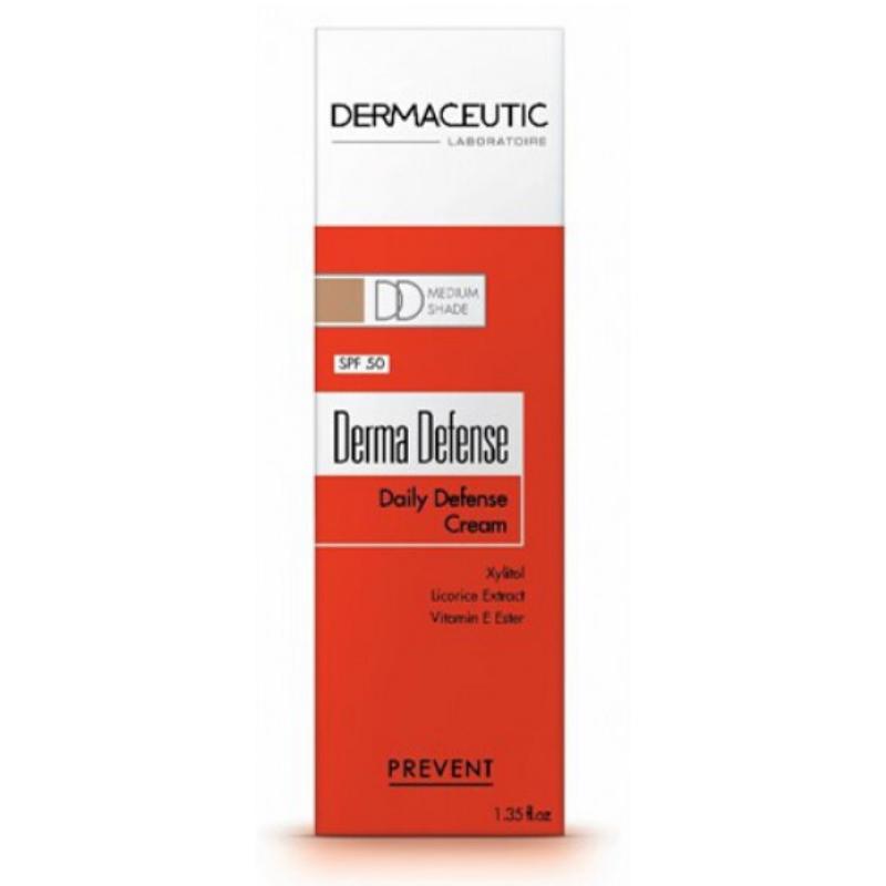 Image of Dermaceutic Derma Defense Medium Tint - 40ml