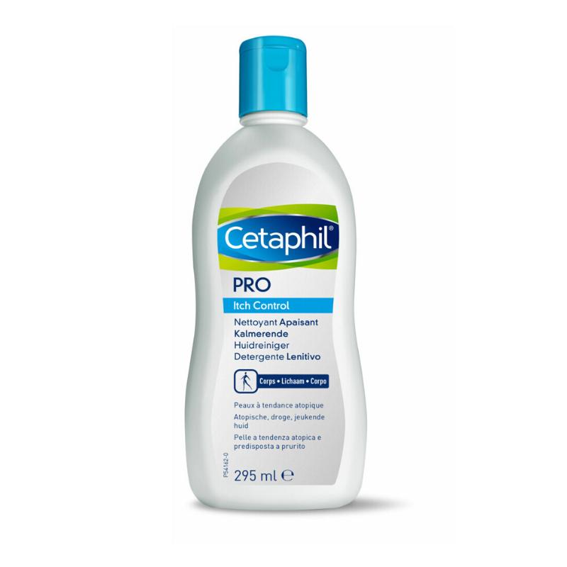 Cetaphil Cetaphil® PRO  Itch Control Kalmerende Huidreiniger - 295ml