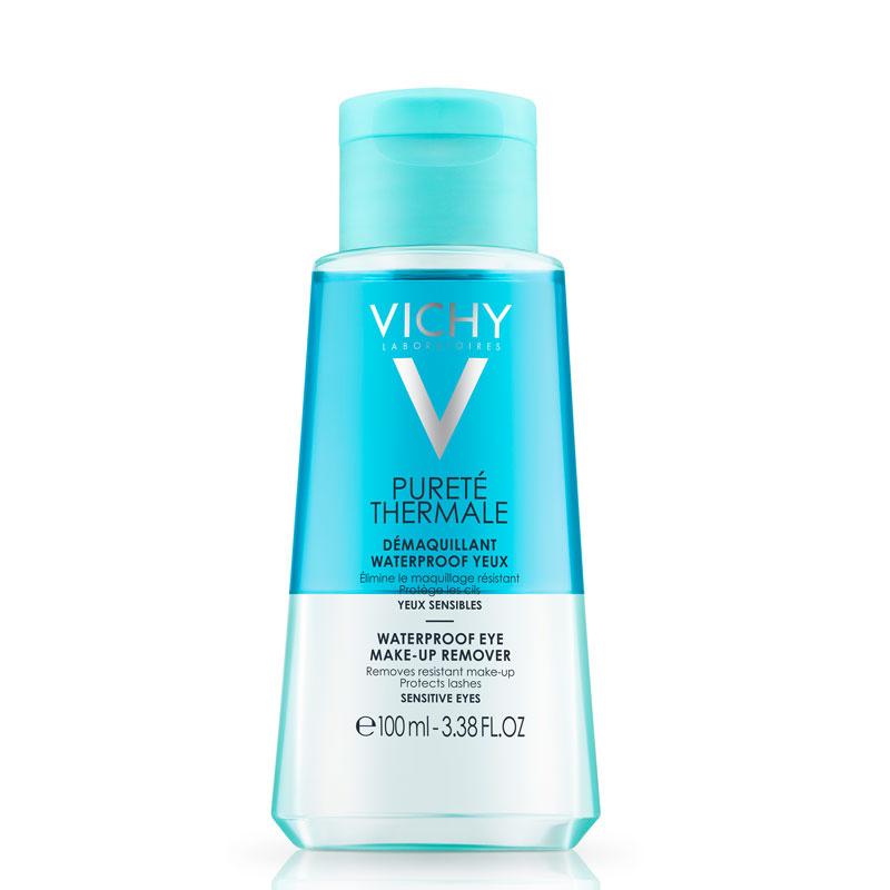 Vichy Vichy PURETÉ THERMALE Waterproof Oog Make-up Verwijdering - 2x100ml