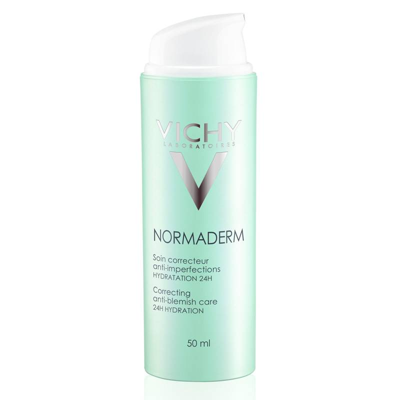 Image of Vichy Normaderm Dag - 2x50ml