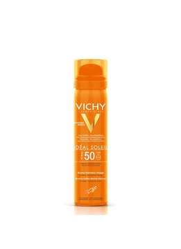 Vichy Vichy IDEAL SOLEIL Frisse Gezichtsmist SPF50 - 2x75 ml