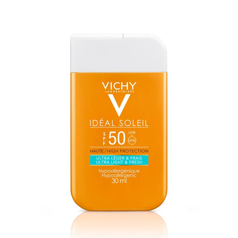 Vichy Vichy IDEAL SOLEIL Dry Touch Fluide SPF50 Pocketsize - 2x30ml