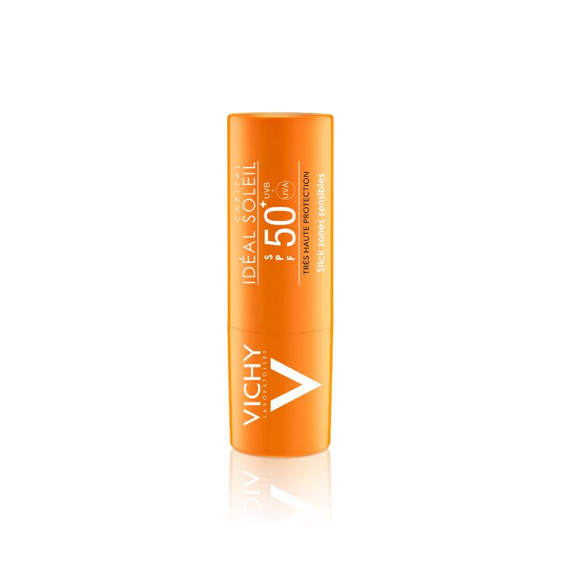 Vichy Vichy IDEAL SOLEIL Stick Gevoelige Zones SPF 50+ - 3x9 ml