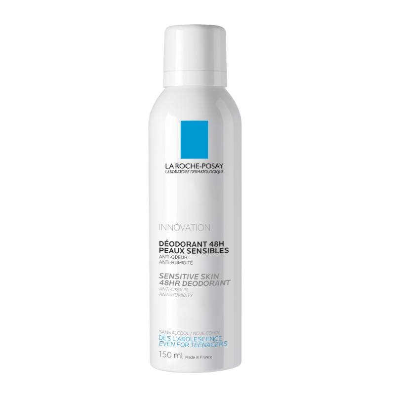 Image of La Roche-Posay 48u Deodorant Spray - 2x150ml