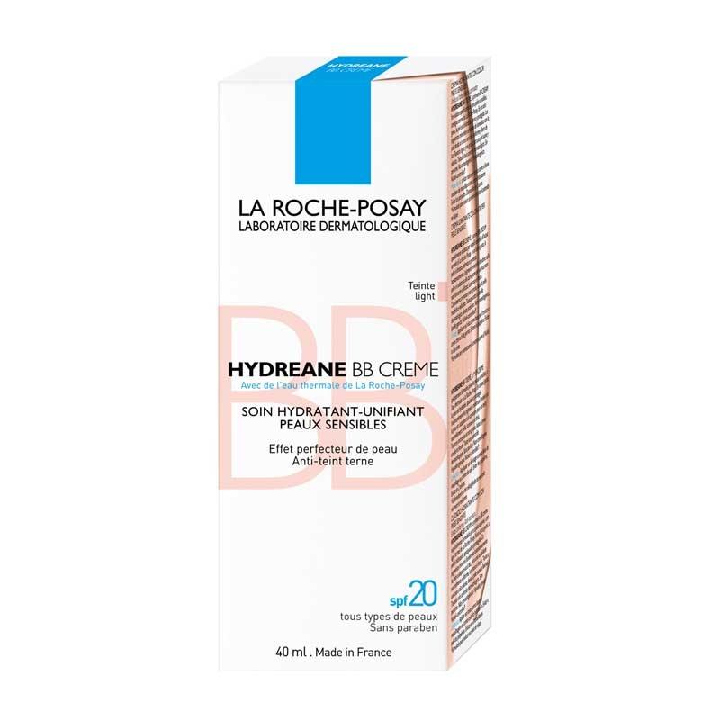 La Roche-Posay La Roche-Posay Hydréane BB Crème Light - 2x40ml