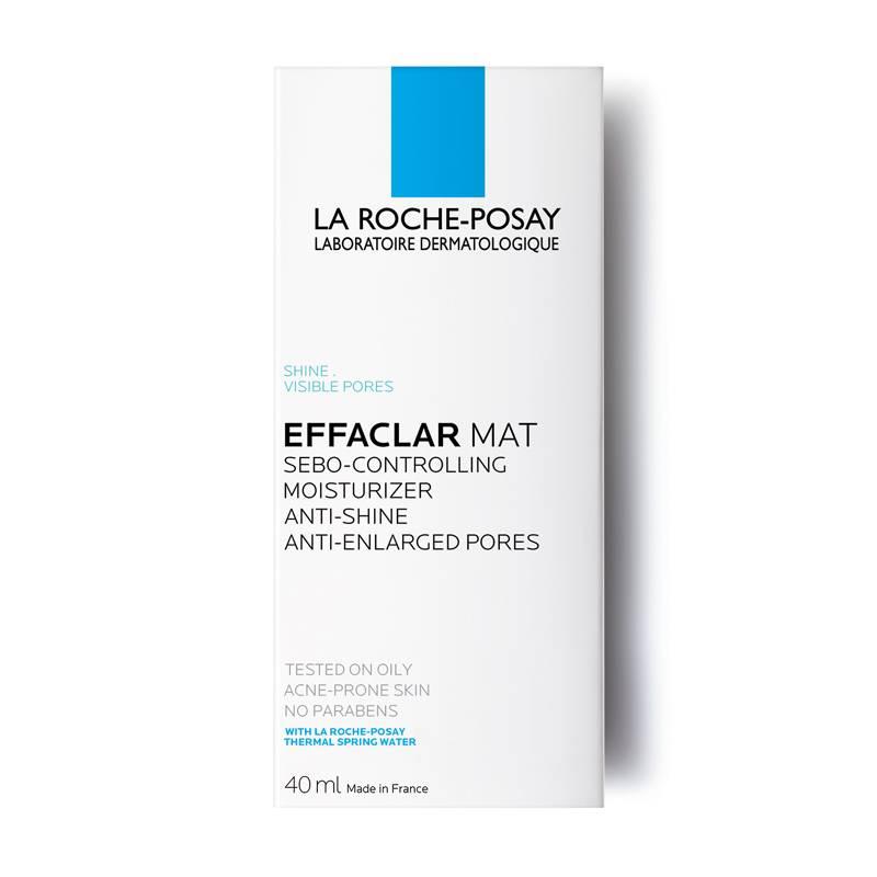 La Roche-Posay La Roche-Posay Effaclar Mat - 2x40ml