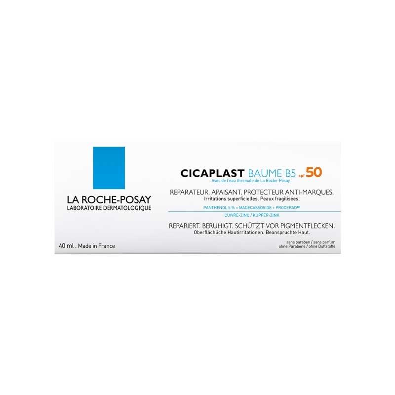 La Roche-Posay La Roche-Posay Cicaplast Baume B5 SPF50 - 2x40ml