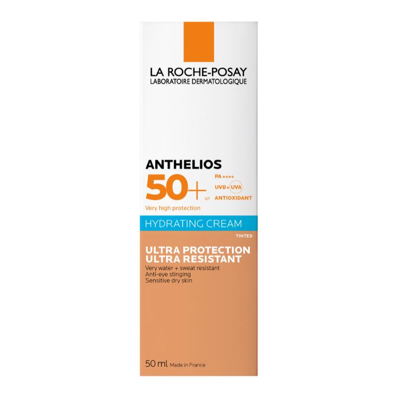 La Roche-Posay La Roche-Posay Anthelios Ultra SPF50+ Crème BB Teintée - 2x50ml