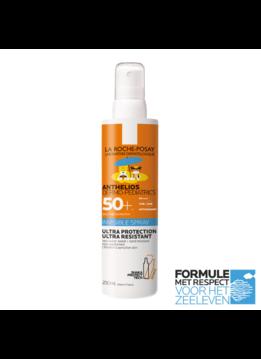 La Roche-Posay La Roche-Posay Anthelios Kind Onzichtbare Spray SPF50+ - 2x200ml