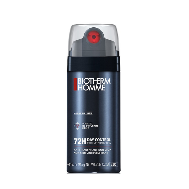 Image of Biotherm Homme 72H Day Control spray - 150ml