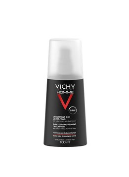 Vichy Vichy Homme DEODORANT Spray 24u - 2x 100ml