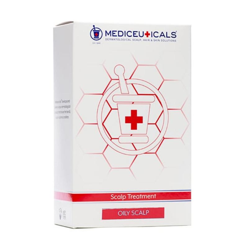 Mediceuticals Mediceuticals Scalp Treatment Kit (Vette Hoofdhuid)
