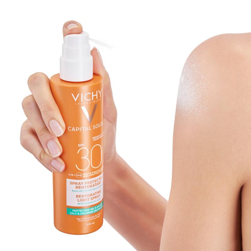 Vichy Vichy CAPITAL SOLEIL Beach Protect Anti-dehydratatie Spray SPF30 - 200ml