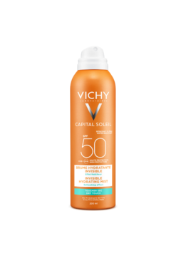 Vichy Vichy Ideal Soleil Onzichtbare Hydraterende Mist Spray SPF 50 - 200ml