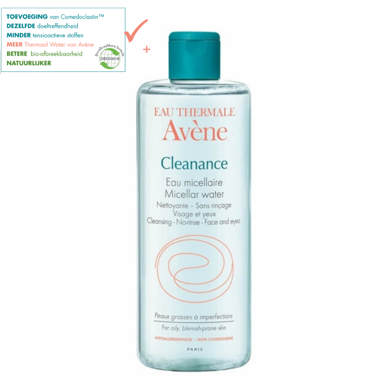 Eau Thermale Avène Avene Cleanance Micellair Water - 400ml