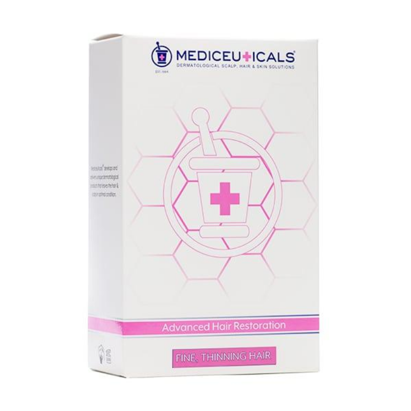 Image of Mediceuticals Hair Restoration Kit For Women (Normale hoofdhuid)