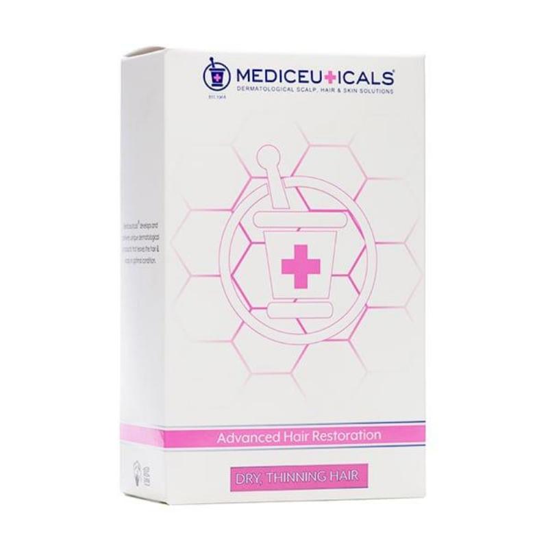 Image of Mediceuticals Hair Restoration Kit For Women (Droge Hoofdhuid)